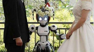 robot nhật